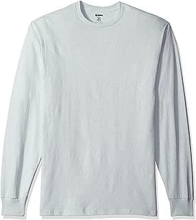 Soffe MJ Men's Long-Sleeve Cotton T-Shirt