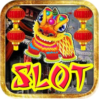 Chinese New Year Lion Festival Slot - Free Spin Bonus Jackpot Vegas Casino Poker Machine Game
