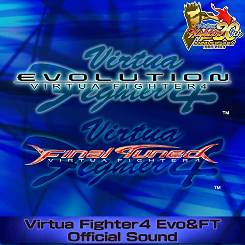Virtua Fighter4 Evo&FT Official Sound