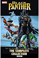 Black Panther by Christopher Priest: The Complete Collection Vol. 2 (Black Panther (1998-2003)) Kindle Edition