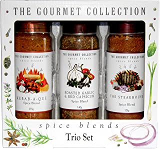 Hot Shots Australia The Gourmet Collection Spice Blends - 3 Pack - Meat, 450 g
