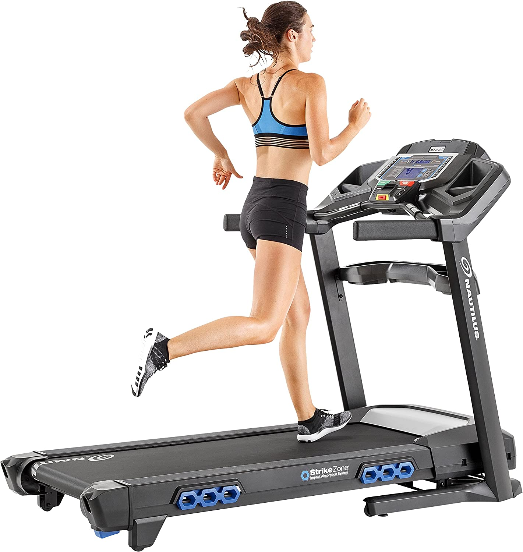 Nautilus Treadmill Series