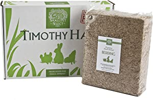 Small Pet Select Timothy Hay And Bedding