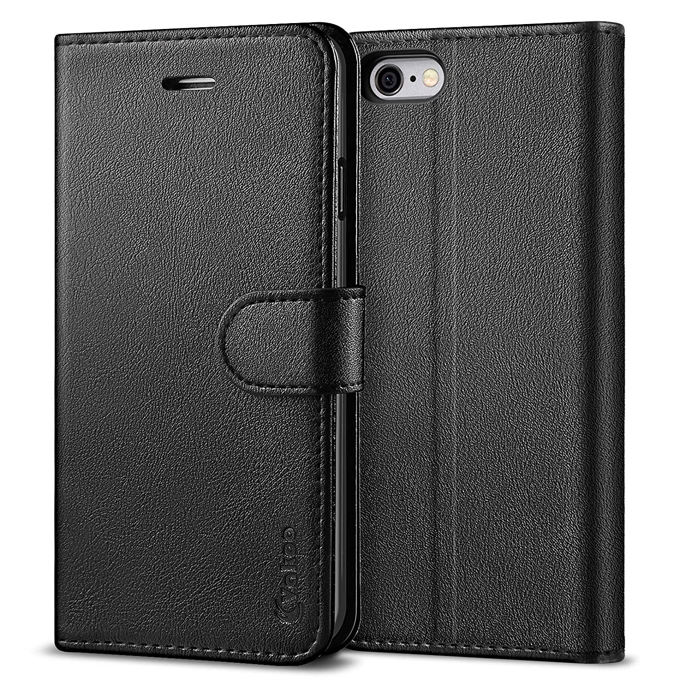 Wallet Case for iPhone 6 Plus/iPhone 6S Plus, Vakoo Premium Flip Case and PU Leather Phone Cover for Apple iPhone 6S Plus/6 Plus (5.5