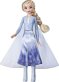 Frozen 2 Magical Swirling Adventure Elsa, Nylon