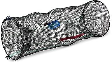 1 x 1 m gro/ß 6 mm Maschenweite Storfisk fishing /& more Nylon Ersatznetz f/ür Teleskop-K/öderfischsenke