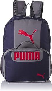 حقيبة ظهر وعلبة غذاء كبيرة للاطفال من بوما