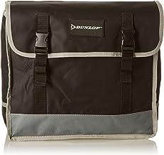 Dunlop Pannier Alforjas, Unisex-Adult, NeroGrigio, 0