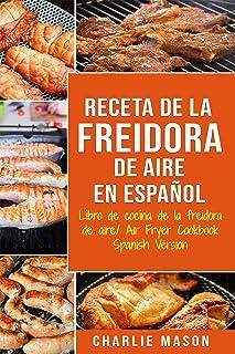 Receta De La Freidora De Aire Libro De Cocina De La Freidora