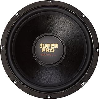 10 Inch Car Subwoofer Speaker - 500 Watt High Powered Car Audio Sound Component Speaker System w/ 2 Inch High-Temperature ... photo