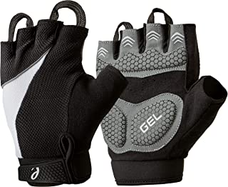 Elite Cycling Project Urban Cycling Gloves Fingerless Bike Gloves with 7mm Thick Gel Pads and Easy Off Finger Pulls