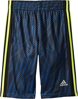 adidas Kids Influencer Shorts (Big Kids)