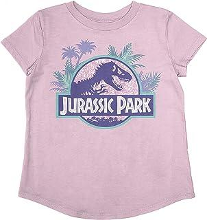 Jumping Beans Toddler Girls Classic Jurassic SS Tee