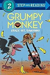 Grumpy Monkey Ready, Set, Bananas! (Step into Reading) Kindle Edition