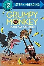 Grumpy Monkey Ready, Set, Bananas! (Step into Reading)