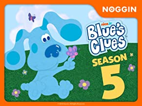 Blue's Clues Season 5