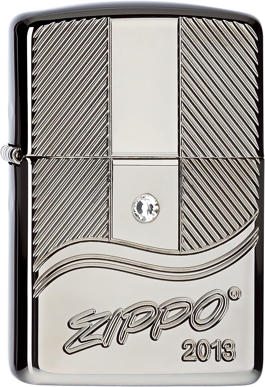 Zippo 2.003.783 Jahrgangsfeuerzeug 2013, Limited Edition 001 750-750 750, Armor Armor Armor Case schwarz Ice, Deep Carved B00FRGYS96 69112d