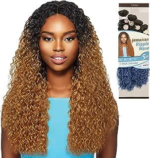 OUTRE Synthetic Hair Weave Batik Duo Jamaican Ripple Wave 5Pcs (2)