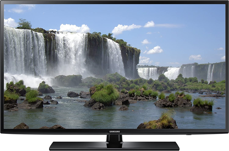 Samsung UN60J6200 Baltimore Mall 60-Inch 1080p Smart LED 5 ☆ very popular TV 2015 Model Renew