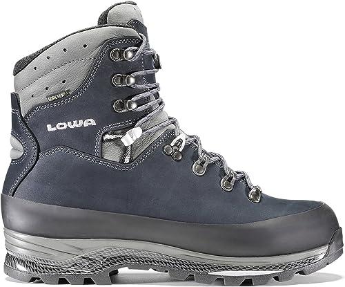 Lowa TIBET GTX WXL Homme Chaussures de trekking (Bleu marine Graphite)