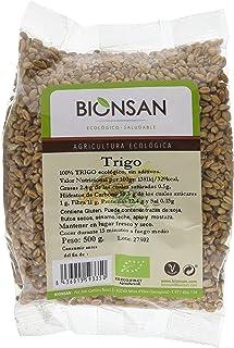 Bionsan Trigo Ecológico en grano - 6 Bolsas de 500 gr -