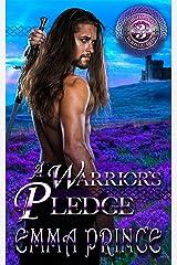 A Warrior's Pledge (Highland Bodyguards, Book 3) Kindle Edition