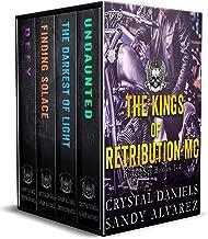 The Kings of Retribution MC Series Boxed Set (Books 1-4)