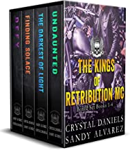 The Kings of Retribution MC Series Boxed Set (Books 1-4)