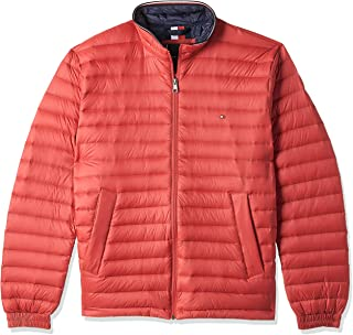 Tommy Hilfiger Mens Packable Down Jacket down