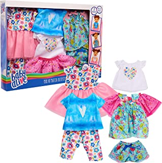 Baby Alive Mix N' Match Outfit Set, by Just Play
