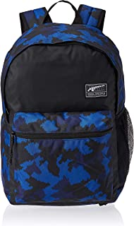 Puma Academy Backpack Peacoat-camo Aop Blue Bag For Unisex, Size One Size