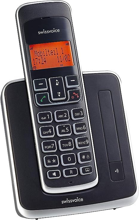 Swissvoice Avena 439 Schnurloses Dect Telefon Mit Elektronik