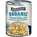 Progresso Organic Chicken Noodle Soup, 14 oz