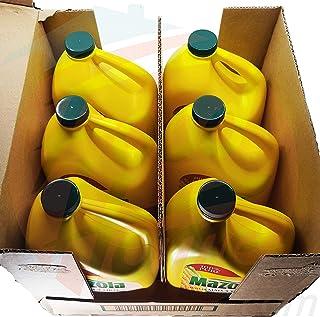 Mazola Corn Oil 96-fl. oz. plastic jug(pack of 6)