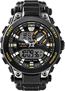 Timex Men's DGTL 50mm Resin Strap Ana-Digi Watch TW5M30500