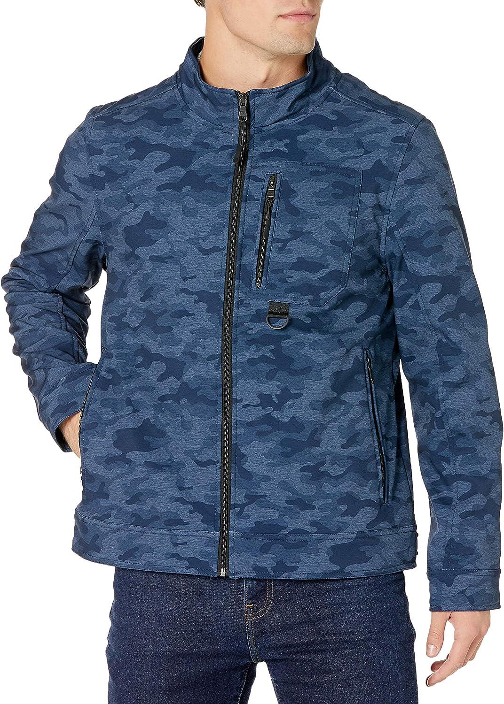 URBAN REPUBLIC Mens Max 76% OFF Soft Jacket Shell Kansas City Mall Officer