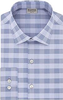 Kenneth Cole REACTION Men's Dress Shirt Technicole Slim...