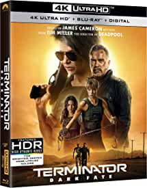TERMINATOR: DARK FATE debuts on Digital Jan. 14 and on 4K Ultra HD, Blu-ray, DVD Jan, 28 from Paramount