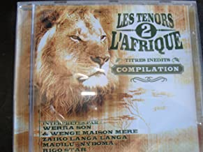les tenors de l'afrique