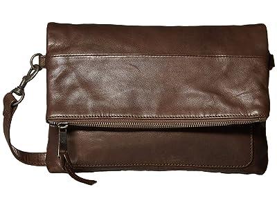 Lucky Brand Caro Flap (Driftwood) Handbags