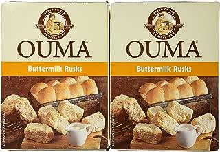 Ouma Buttermilk Rusks 500g (2 Pack)