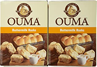 Ouma Buttermilk Rusks 500g (2 Pack)