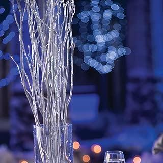 Shindigz Glittered Birch Branches (White Glittered Birch Branch)