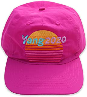 Best yang 2020 hat pink Reviews