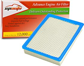 Best chevy silverado air filter Reviews