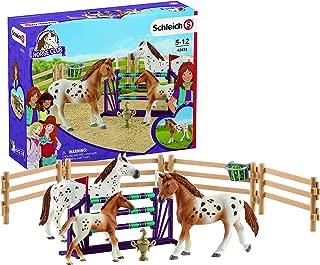 Schleich Horse Club Lisa's Tournament Training, Multicolor