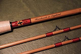 The Symphony Bamboo Fly Rod 7'6 No4