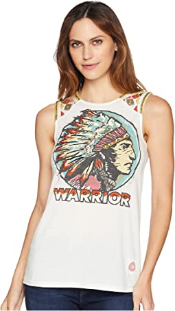 The Warrior's Tank Top