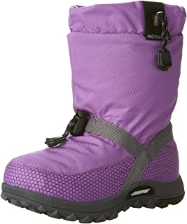 Baffin Ease Round Toe Synthetic Snow Boot