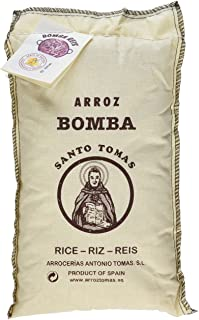 Arrocerías Antonio Tomas Arroz Bomba Santo DO Paellareis, 1er Pack 1 x 1 kg